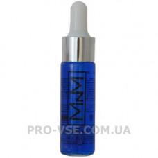 Масло Ванильное для ногтей и кутикулы Cuticule Oil Vanilla Sky Blue M-in-M 15 г