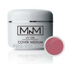 Камуфлирующий гель COVER Medium M-in-M Розовый 15 г