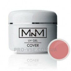 Камуфлирующий гель COVER M-in-M Натуральный розовый 15 г