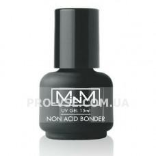 Бондер бескислотный M-in-M, базовый UV гель для ногтей 15 мл