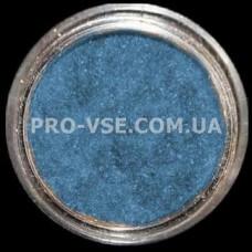 Бархат (кашемир, велюр, флок) Голубой темный