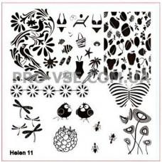 Пластина Helen 11