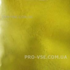 Пигмент жемчужный Желтый, мимоза с микроблеском 1 г