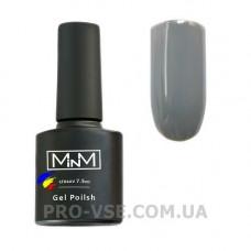 Гель-лак M-in-M A04 (003) серый 7.5 мл