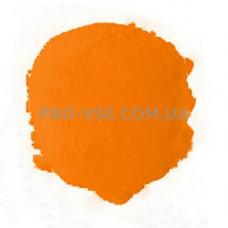 Цветной пигмент Оранжевый морковный неоновый 1 г контейнер