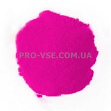 Цветной пигмент Розовый темный неоновый 1 г контейнер