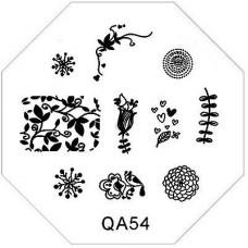 Диск для стемпинга QA 54