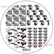 Диск для стемпинга DXE 17