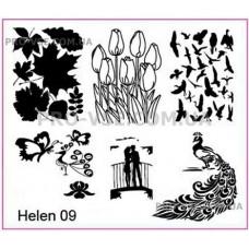 Пластина Helen 09