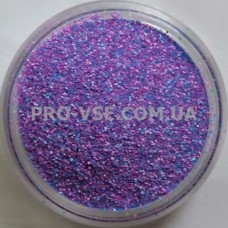 Меланж #07 Фиолетовый/синий, мармеладный декор для ногтей фото | PRO-VSE