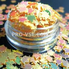 Кленовый лист Желтый