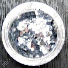 Соты Серебро