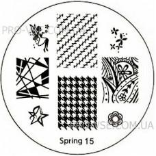 Диск для стемпинга Spring 15