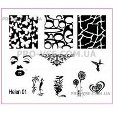 Пластина Helen 01