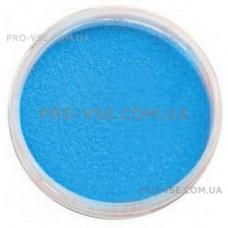 Бархатный песок Синий для ногтей фото | PRO-VSE