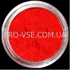 Бархат (кашемир, велюр, флок) Красный S foto