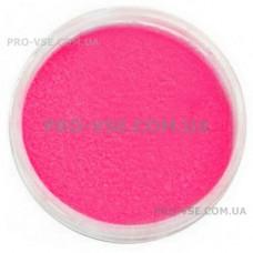 Бархатный песок Розовый яркий для ногтей фото | PRO-VSE