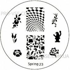 Диск для стемпинга Spring 23