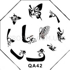 Диск для стемпинга QA 42