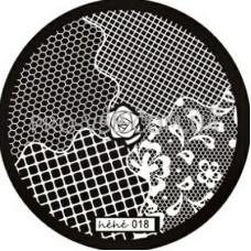 Диск для стемпинга Hehe-018