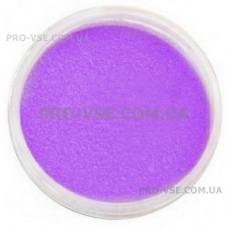 Бархатный песок Фиолетовый для ногтей фото | PRO-VSE