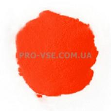 Цветной пигмент Оранжевый темный неоновый 1 г контейнер