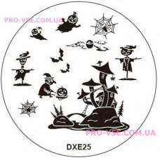Диск для стемпинга DXE 25