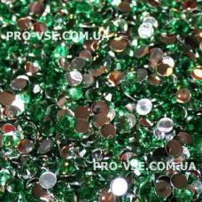 Стразы Зеленый 1,5mm (120 шт)