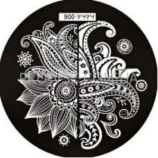 Диск для стемпинга Hehe-006