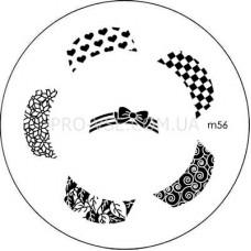 Диск для стемпинга М 56