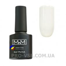 Гель-лак M-in-M A01 (001) белый 7.5 мл