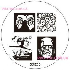 Диск для стемпинга DXE 03