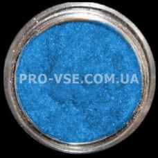 Бархат (кашемир, велюр, флок) Голубой
